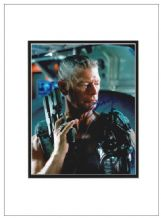 Stephen Lang  Signed Photo - Avatar